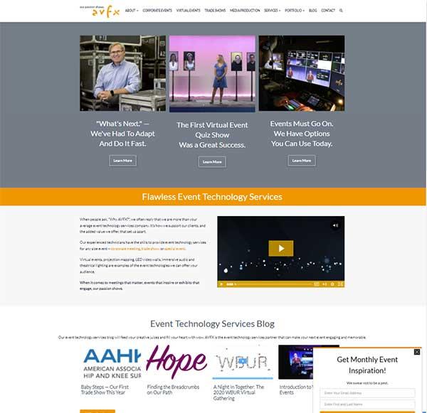 Website Design Worcester